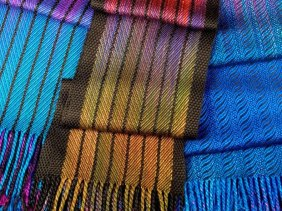Silk scarves sm2