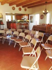 chairs all set up