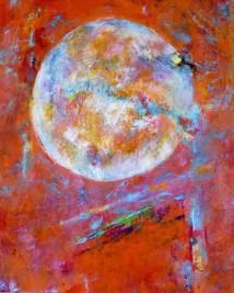 Santa Fe Moon